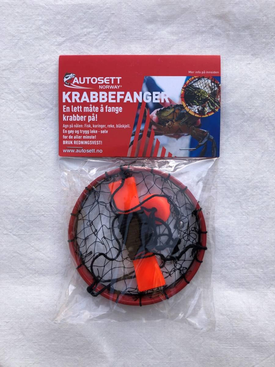 Krabbefanger.