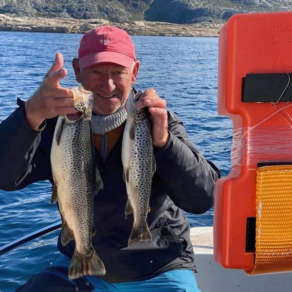 Bilde av Autosett small - Perfekt til ørretfiske